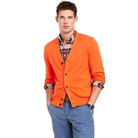 TIPPED CARDIGAN | Tommy Hilfiger USA