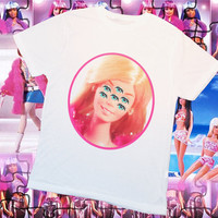 ALIEN BARBZ TEE