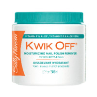 Kwik Off Moisturizing Nail Color Remover For Dry, Brittle Nails