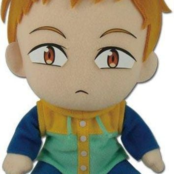 Seven Deadly Sins Plush - King Sitting