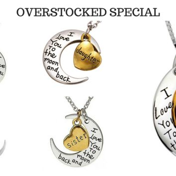 Overstocked Special - To The Moon and Back - LIMITED QUANTITY