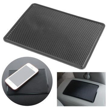 Car Silicone Anti Slip Mat Dashboard Mobile Phone MP3 GPS Sunglasses Holder