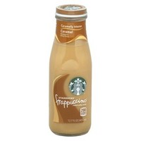 Starbucks Frappuccino Caramel Coffee Drink 13.7 oz