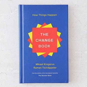 The Change Book: How Things Happen By Mikael Krogerus & Roman Tschappeler- Assorted One
