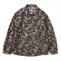 nanamica / Camouflage Ground Jacket
