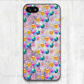 cover case fits iPhone models, unique mobile accessories, colorful,emoji