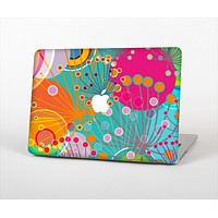 "The Vibrant Colored Sprouting Shapes Skin Set for the Apple MacBook Pro 13"" with Retina Display"