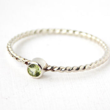 best simple birthstone rings products on wanelo
