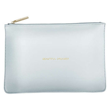Katie Loxton The Perfect Pouch | Blue at John Lewis