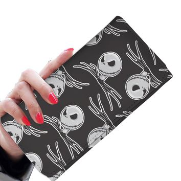Nightmare Before Christmas Jack Women Clutch Wallet