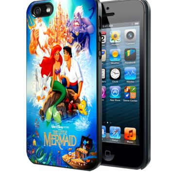 The Little Mermaid The Movie Samsung Galaxy S3 S4 S5 S6 S6 Edge (Mini) Note 2 4 , LG G2 G3, HTC One X S M7 M8 M9 ,Sony Experia Z1 Z2 Case