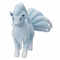 "11.8"" Alola Ninetales Pokemon Plush"