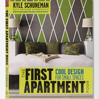 Urban Outfitters - The First Apartment Book By Kyle Schuneman