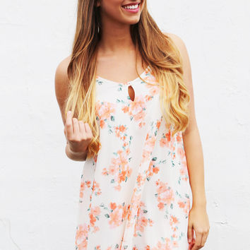 Perfect Day Floral Dress