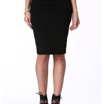 Better Together High Waisted Midi Skirt