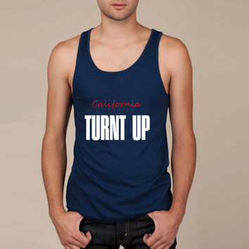 California Plates 3 Tank Top
