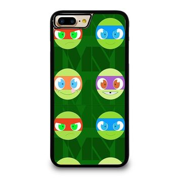 TEENAGE MUTANT NINJA TURTLES BABIES TMNT iPhone 4/4S 5/5S/SE 5C 6/6S 7 8 Plus X Case