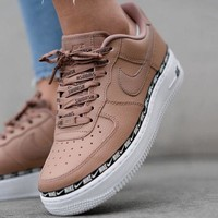 Nike Air Force 1 Low Metallic Gold Low classic shoes