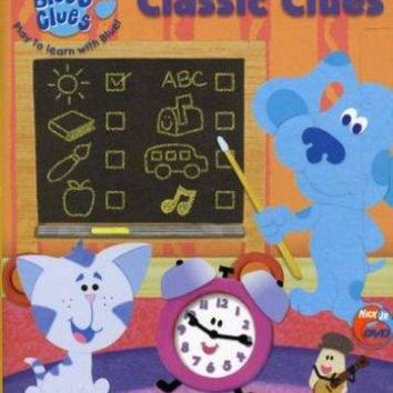 Aleisha Allen & Kathryn Avery & Bruce Caines & Elizabeth Holder-Blue's Clues - Classic Clues