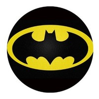 Custom Bat Man Round Mouse Pad - Custom Your Own MP-230