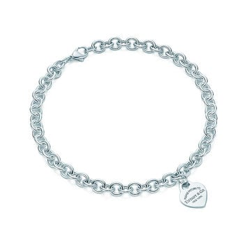 Tiffany & Co. - Return to Tiffany®:Heart Tag Necklace
