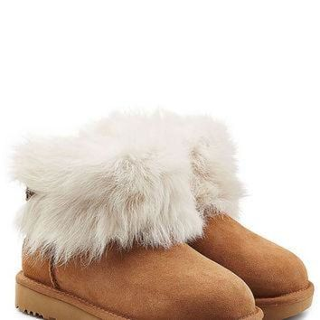 DCCK8X2 UGG Australia - Suede and Sheepskin Boots