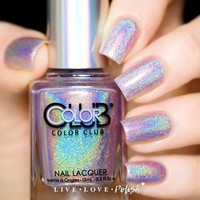 Color Club What's Your Sign Nail Polish (2015 Halo Hues Collection)