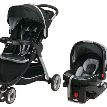 FastAction™ Fold Sport Click Connect™ Travel System   gracobaby.com