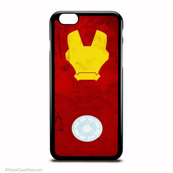 Iron Man Marvel Comics Characters Case For Iphone Case