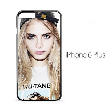 Cara Delevingne Close Up iPhone 6 Plus Case