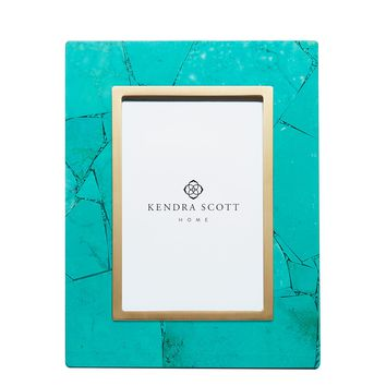 Picture Frames in White Mother of Pearl 4x6 | Kendra Scott