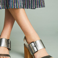 Splendid Bo Metallic Heels
