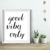 Inspirational Quote #2, Wall Art, Home Decor Ideas, Unframed