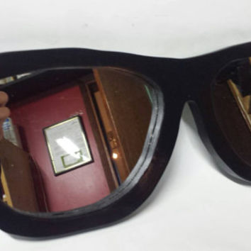Wayfarer Sunglasses Style Wall Mirror!