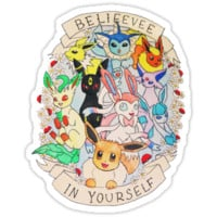 belieevee in yourself!