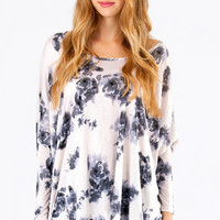 Rosetta Long Sleeve Top $33