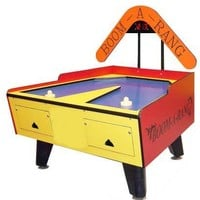 Boom-A-Rang Air Hockey Table