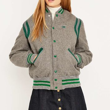 Urban Renewal Vintage Surplus Lee Varsity Jacket - Urban Outfitters