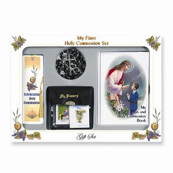 Boy's First Holy Communion Gift Set - Perfect First Communion Gift