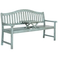 Mischa Bench Beach House Blue