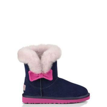 DCCK8X2 UGG? Official | Kid's Kourtney Footwear |