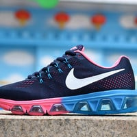 """NIKE"" weave breathable mesh running shoes men shoes couple shoes"