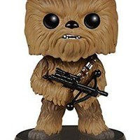 Funko Pop Star Wars: Episode 7 Chewbacca Vinyl Figure
