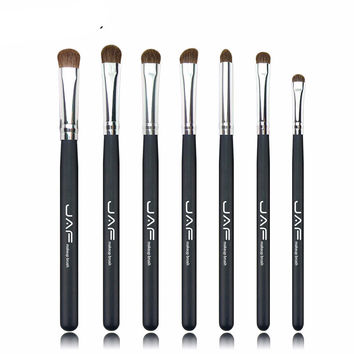 Natural Hair Eye Makeup  Brushes Set  Professional Eyeshadow Brush For Makeup shadow  make up Brushes  tool  Free Ship