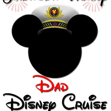 Personalized Family Vacation Disney Cruise Shirts T-shirt Mickey Minnie Cute! #3