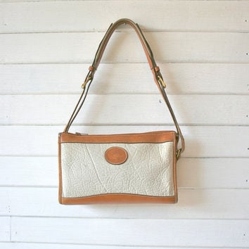 90s Dooney and Bourke Pebbled Leather Purse