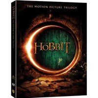 The Hobbit: The Motion Picture Trilogy (DVD + Digital HD With UltraViolet) (Widescreen) - Walmart.com