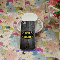 batman Snap on Hard Transparent Clear Back Style Case Cover for iPhone 5 5s 4 4s 5c 6 6s 6 plus Galaxy S3 S4 S5 S6 Edge