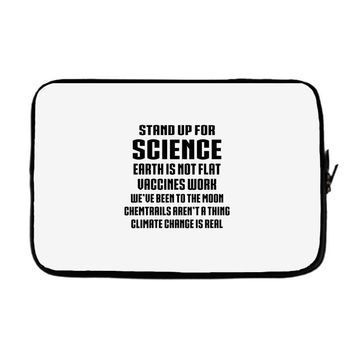 Stand Up for Science Laptop sleeve