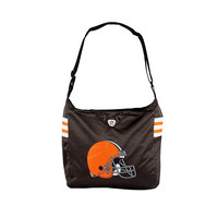 Cleveland Browns NFL Team Jersey Tote